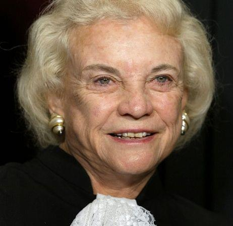 Sandra Day O'Connor served on the Supreme Court of the United States from 1981 to 2006.