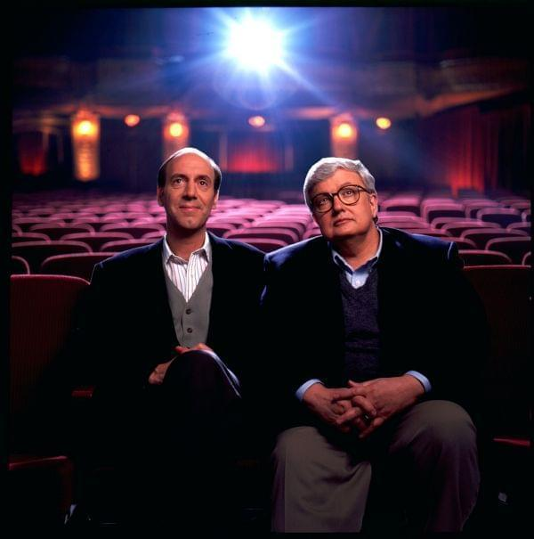In this undated photo released by Disney-ABC Domestic Television, movie critics Roger Ebert, right, and Gene Siskel are shown.
