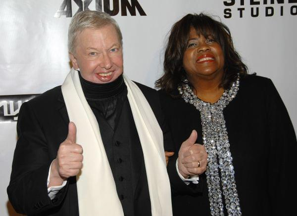Film critic and honoree Roger Ebert, left, and his wife Chaz Hammelsmith Ebert attends the 17th Annual Gotham Awards at Steiner Studios, Tuesday, Nov. 27, 2007 in New York.