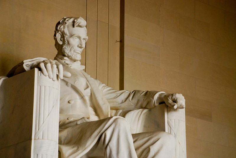 Abraham Lincoln Monument, Washington D.C.