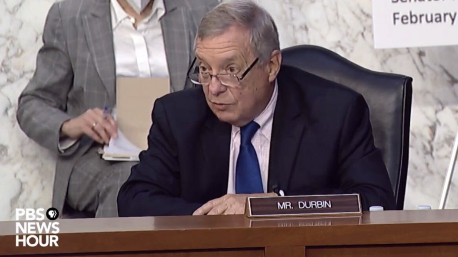 US Dick Durbin (R-IL)