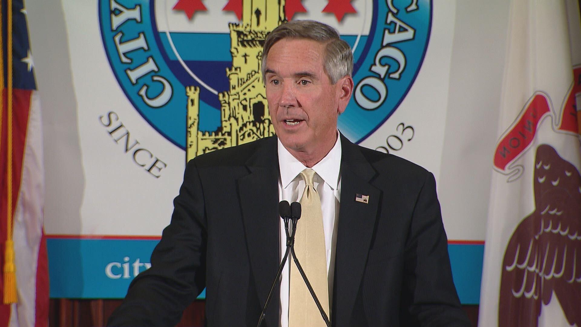 Tim Schneider, Illinois Republican Party Chairman
