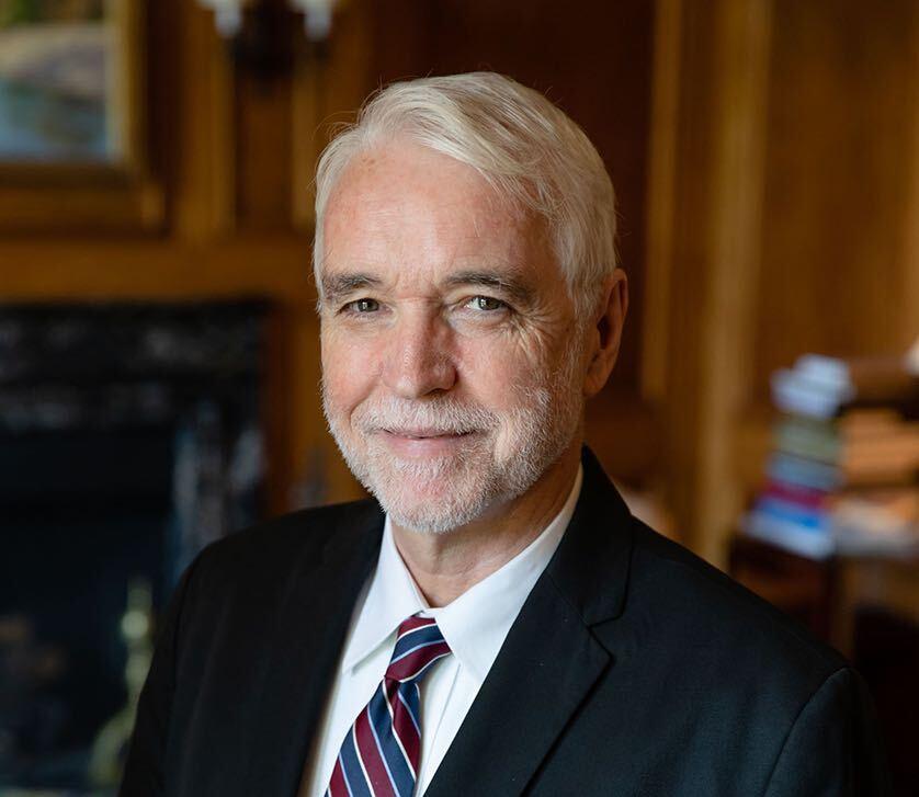 U of I System President Tim Killeen