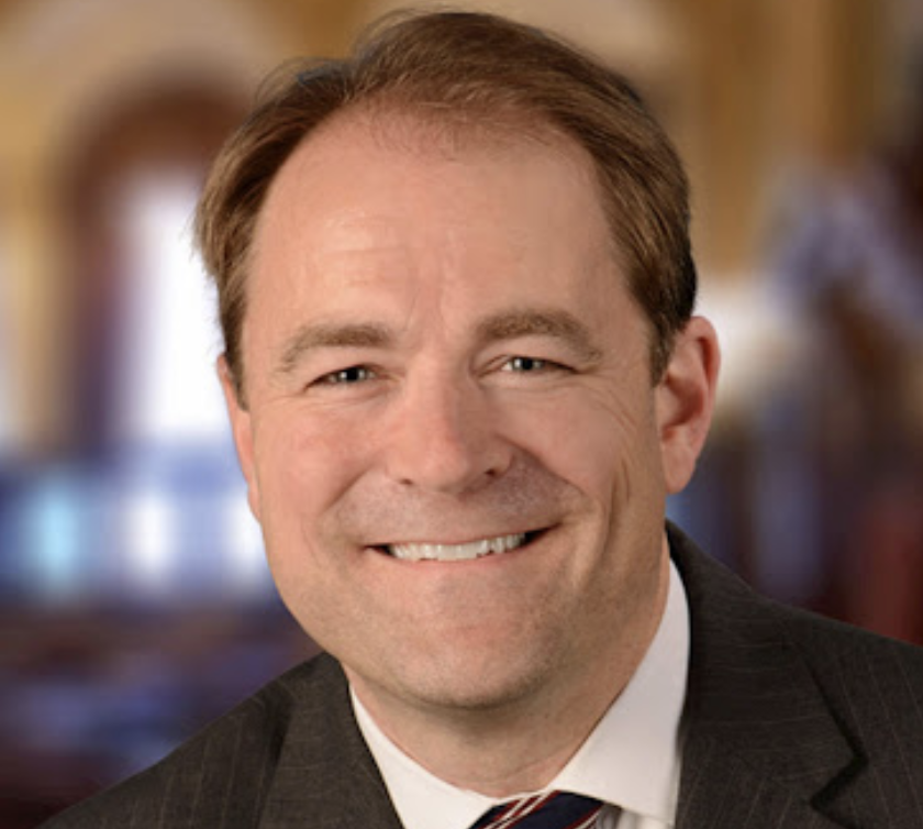 State Sen. Dan McConchie (R-Hawthorn Woods)