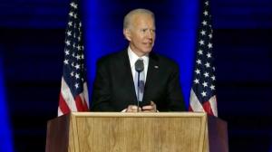President-elect Joe Biden (D)