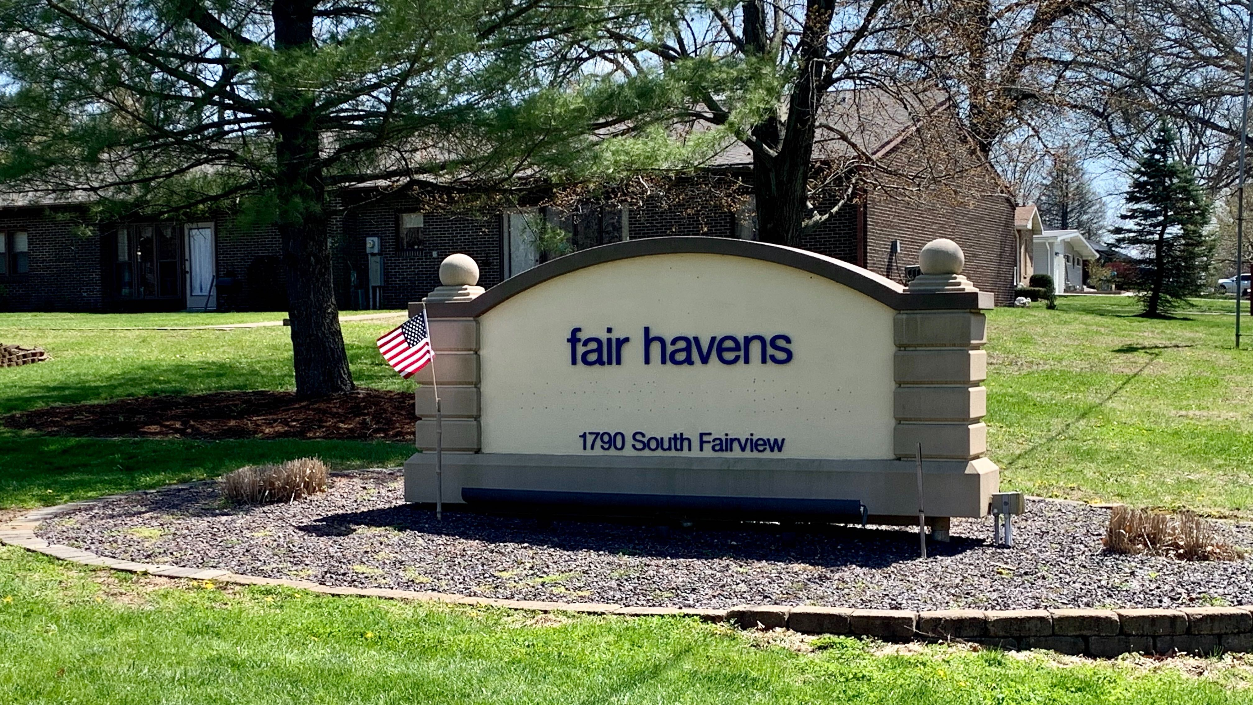 Fair Havens Senior Living, in Decatur, has had dozens of cases of COVID-19 among its residents, and multiple deaths.