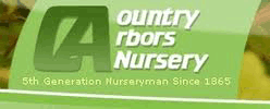 Country Arbors logo