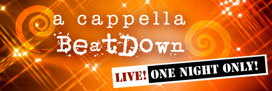 A Cappella Beatdown logo