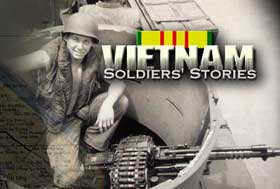 Vietnam: Soldiers' Stories logo