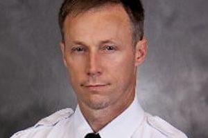Champaign Deputy Police Chief Troy Daniels