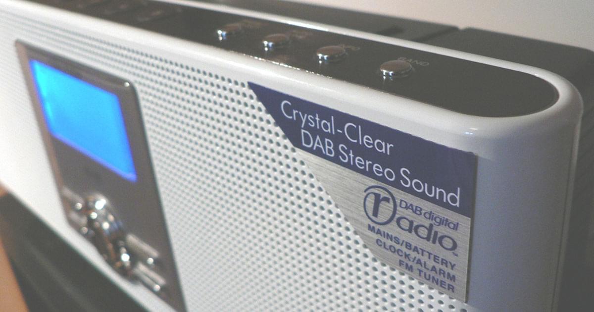 a digital radio receiver