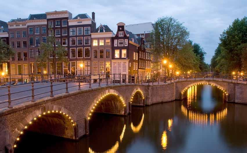 Amsterdam: Emperor's & Reguliers Canals
