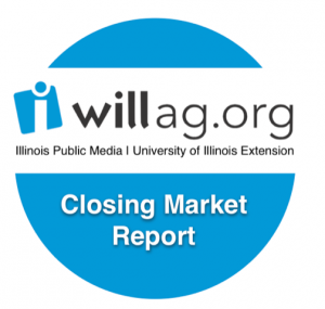 Closing Market Report logo