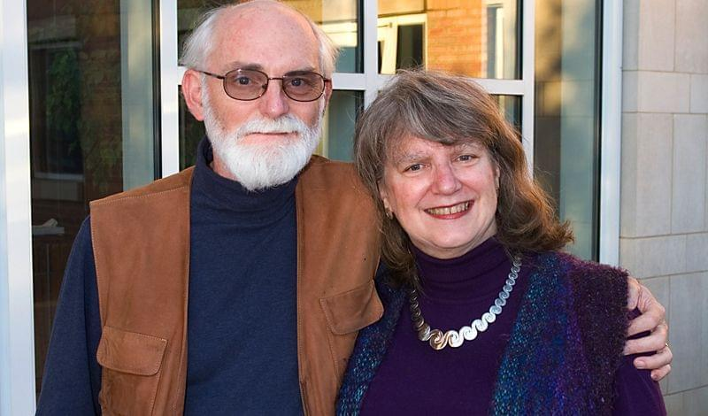 Susan and Lew Hopkins