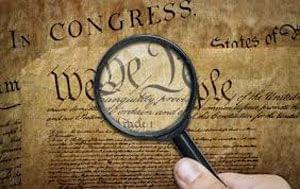 an image of the U.S. Constitution