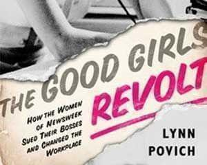 Good Girls Revolt Book Logo
