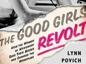 Good Girls Revolt Book Logo