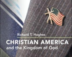book jacket of the Christian America book