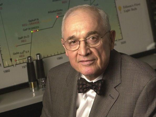 Nick Holonyak, Jr. is credited for inventing the LED light.