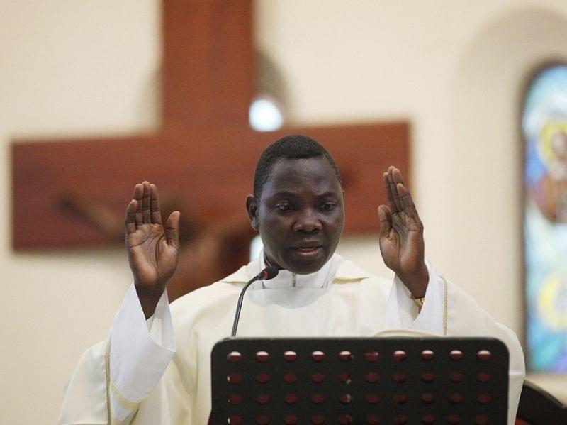 Priest Anthony Obanla