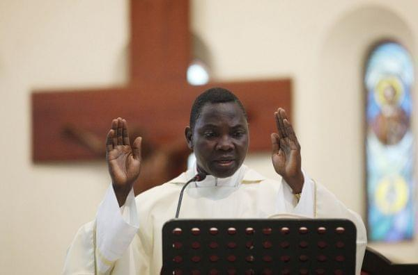 Priest Anthony Obanla