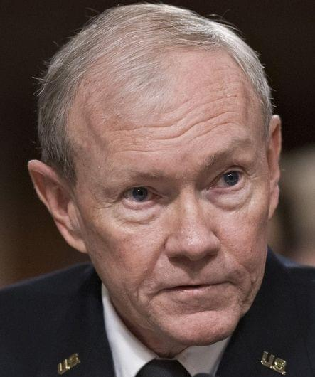 Gen. Martin Dempsey, chairman of the Joint Chiefs of Staff