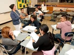 class for immigrants who are applying for the Deferred Action for Childhood Arrivals.