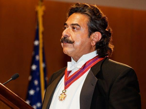 Shahid Khan will be the commencement speaker May 12.