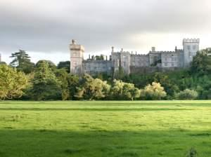 Lismore Castle in Ireland