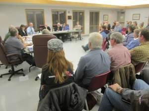 Homer Village Board considers mining contract