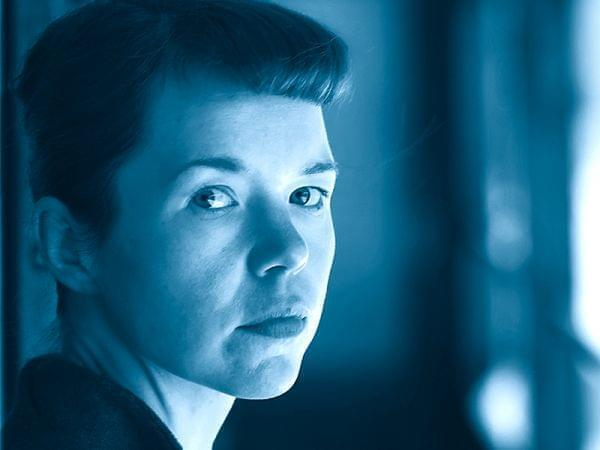 photo of Anna Maxwell Martin in The Bletchley Circle