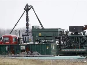 fracking equipment