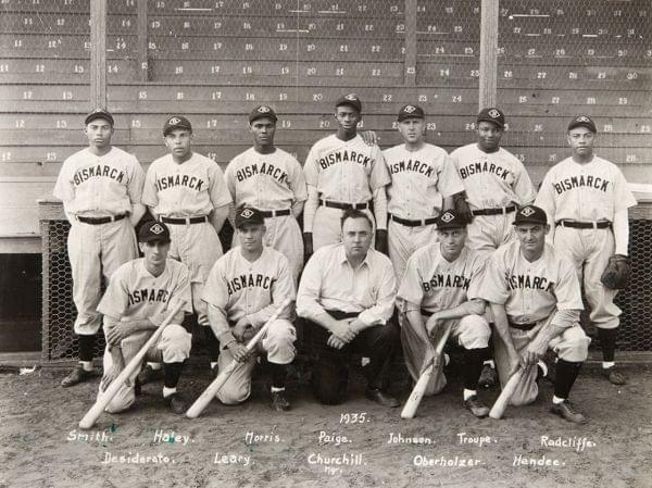 Bismark town team