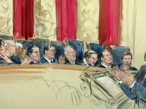U.S. Supreme Courts hears same-sex marriage