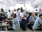 Inmates at Vandalia Correctional Center