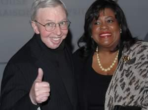 Roger & Chaz Ebert