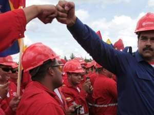 Venezuela Acting President Nicolas Maduro