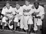 Jackie Robinson Brooklyn Dodgers
