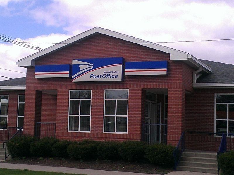 Champaign Post Office