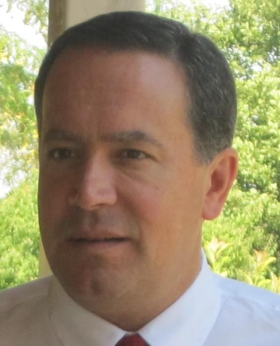 Congressional candidate David Gill