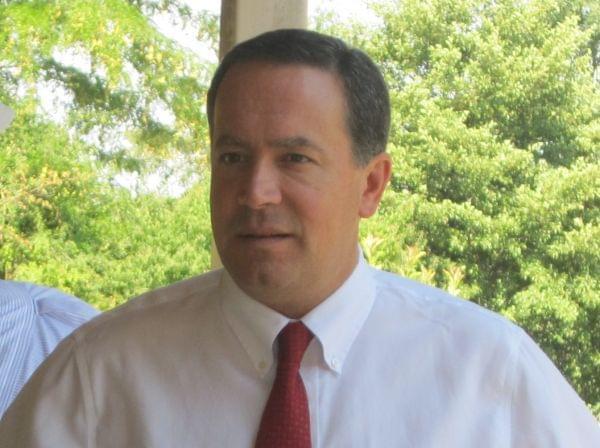 Congressional candidate David Gill