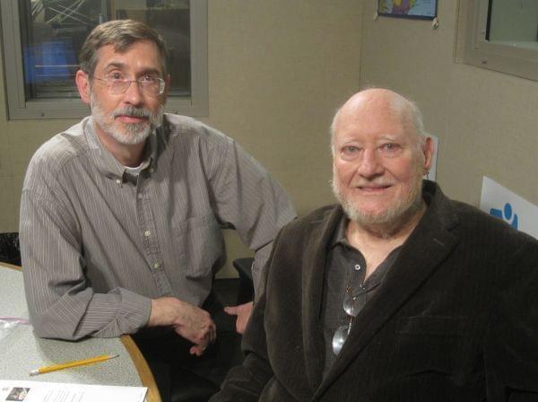 David Inge and Doyle Moore
