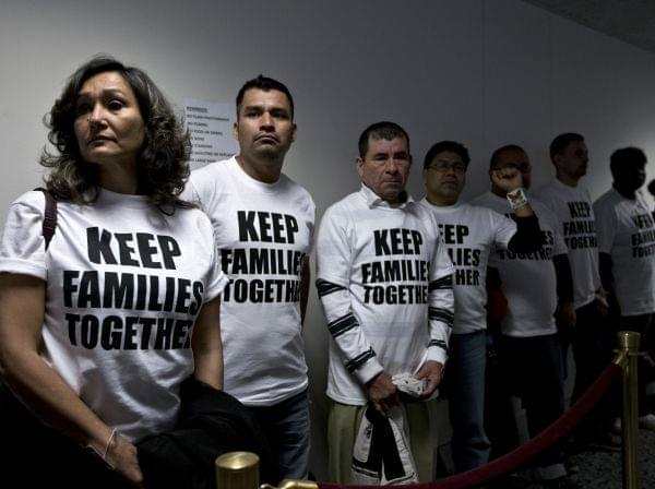 Immigration advocates