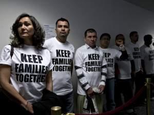 Immigration advocates