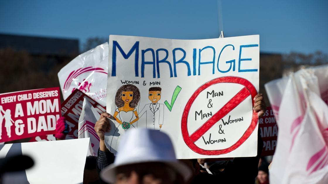 gay marriage in american politics pros