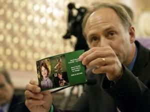 Mark Barden, father of sandy hook victim