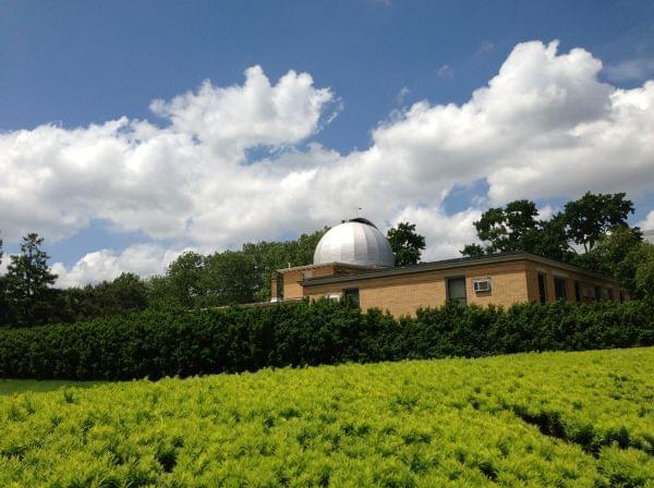 The Observatory at the University of Illinois at Urbana-Champaign.