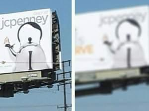 Photos of a J.C. Penney billboard in Culver City, Calif., spurred an online debate over whether the tea kettle resembles German tyrant Adolf Hitler.