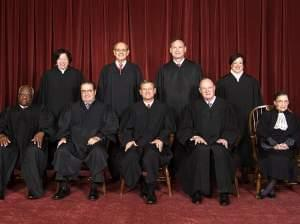 US Supreme Court Justices (2010)