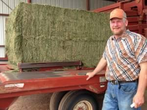 Oklahoma farmer Scott Neufeld